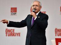 CHP Genel Başkanı Kemal Kılıçdaroğlu, 1 Kasım seçimi startını Mersin'den verdi