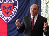 MİY Kulüp Başkanı Ali Kahramanlı'dan kulübe destek çağrısı
