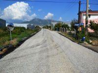 Anamur'a 120 bin metrekare asfalt dökülecek