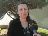 HDP Mersin Milletvekili Çilem Küçükkeleş Öz: Bu ülkeyi böldürtmeyeceğiz