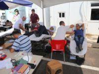 MESKİ'den organ ve kan bağışı kampanyasına destek