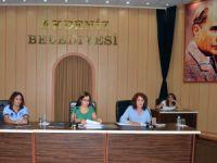 Akdeniz Belediyesi Kadın Meclisi kuruldu