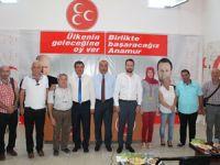 MHP Mersin Milletvekili Adayı Ali Yücelen: Ben Anamur'a siyaset gözüyle bakmadım