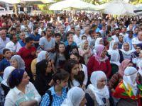 Ankara'daki terör saldırısı Mersin'de protesto edildi
