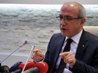 AK Parti Mersin Milletvekili Adayı Lütfi Elvan, Ankara'daki hain saldırıyı kınadı