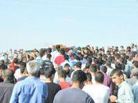 Ankara'daki alçak saldırıda yaşamını yitiren Orhan Işıktaş, Tarsus'ta toprağa verildi