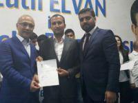 AK Parti Bozyazı Gençlik Kolları Başkanlığı'na Celal Gülcan atandı