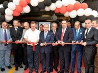 Mersin'de AKY Technology  fabrikası törenle açıldı