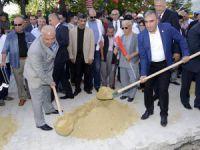 Çamlıyayla'da toplu açılışı ve Sebil Kanalizasyon İnşaatı temel atma töreni gerçekleştirildi
