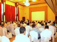 Yenişehir okul müdürleri toplantısı yapıldı
