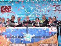 Anamur'dan KKTC'ye Su Temin Projesi Asrın Projesi'nin açılışı gerçekleştirildi