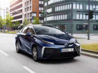 Toyota Mirai, Avrupa yollarında!