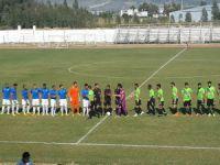 Anamur Belediyespor, Sarayönü Beledispor'a 2-0 yenildi, ligin sonuna demir attı