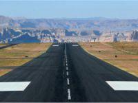Gazipaşa-Alanya Havalimanı'nda pist uzatma çalışması tamamlandı