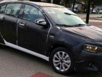 Fiat Egea'nın hatchback versiyonu yakalandı!