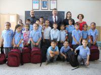 Başkan Tuna'dan 5 bin öğrenciye kırtasiye malzemesi