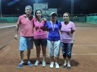 ANTİSK'in Güz Tenis Turnuvaları sona erdi