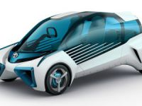 Toyota'dan üç yeni konsept