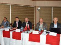 Silifke'de 2. Yükseköğretim Stratejileri ve Kurumsal İş Birliği Sempozyumu düzenlendi