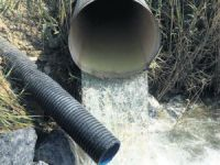 Anamur'dan KKTC'ye ulaşan suyun dağıtımına başlandı