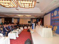 Mersin'de düzenlenen Tıp Hukuku Sempozyumu başladı