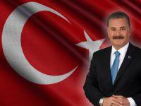 Başkan Tuna, 29 Ekim Cumhuriyet Bayramı'nı kutladı
