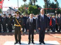 Bozyazı'da Cumhuriyet Bayramı kutlamaları başladı