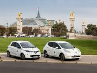 Renault- Nissan İttifakı'ndan dev elektrikli filo!