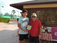 ANTİSK sporcuları Antalya'daki tenis turnuvasından başarı ile döndüler