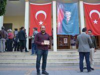 15. Direklerarası Seyircisi Tiyatro Emek Ödülü Deniz Sandalcı ve Mehmet Tekkanat'a verildi