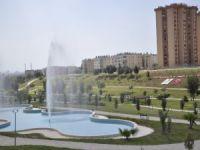 Toroslar Belediyesi'nin parkları örnek park seçildi
