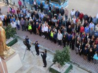 Mezitli Belediyesi'nden 10 Kasım'da Atatürk anıtı açılışı