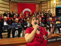 Anamur'da Atatürk'ün sevdiği şarkılar seslendirildi