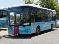 Anamur'da Ören Hattı'na ek otobüs seferi