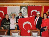Başkan Tuna, Kırgız konukları ağırladı