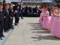 Aydıncık'ta Turizm Haftası kutlandı