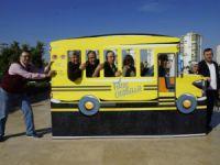 Mersin'de Fikir Otobüsü Projesi başladı