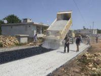 Mersin kırsalında asfaltsız yol kalmayacak