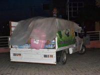 Anamur'dan Türkmenler'e yardım