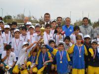 10 Kasım Atatürk'ü Anma Futbol Turnuvası sona erdi