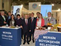 """""""Travel Turkey İzmir 2015"""" Fuarı'na Mersin çıkarması"""
