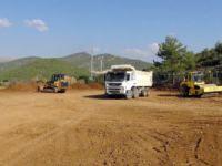 Akkuyu Nükleer Santrali inşaatında çalışmalar devam ediyor