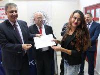 Anamur'da genç girişimciler sertifikalarını aldı