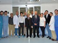 Mersin Üniversitesi (MEÜ) Tıp Fakültesi iki başarıya birden imza attı