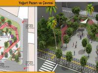 """Mersin'de """"Kentsel Tasarım Projesi"""" başladı"""