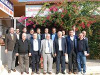 GAP Bölgesi Gazetecileri, Silifke'ye hayran kaldı