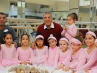 Mezitli Belediyesi, çocuklar için ikinci bale kursunu da açacak