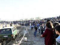 Tarsus'taki Off Road Yarışmaları nefes kesti