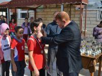 Bozyazı'da öğrenciler Atatürk için koştu