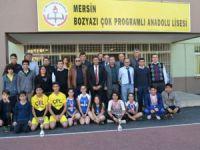 Bozyazı'da AB Projesi başarısı takdir topladı